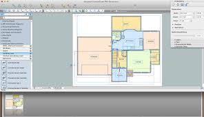 Easy Floor Plan Software Mac by House Design Software Draw Great Looking Floor Plans For The