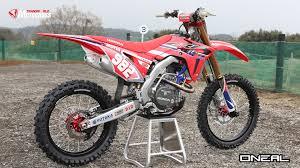 motocross dirt bikes 2017 spy photos new bikes from the big four transworld motocross