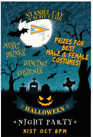 upcoming events halloween costume party staniel cay yacht club