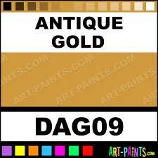 antique gold acrylic enamel paints dag09 antique gold paint