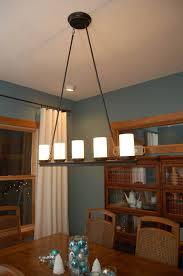 light black dining room fixture trends also rustic fixtures