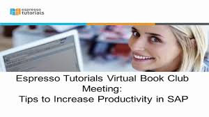 sap erp user guide tips to increase productivity youtube