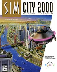 SimCity      Coverart png