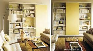 Photos Of Living Room by 7 Places To Fit An Office In The Living Room Apartment Therapy