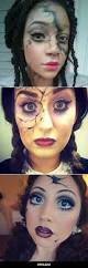 broken doll halloween costume best 25 cracked doll makeup ideas on pinterest scary doll