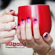 gel len temperature color changing gel nail polish 60 colors