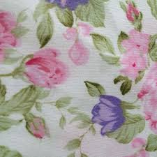 Diy For Home Decor Aliexpress Com Buy 1 Meter 100 Cotton Pastoral White With Pink