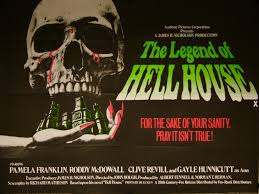 the legend of hell house vintage movie posters