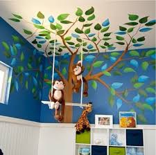 monkey business nursery child care child and room ideas
