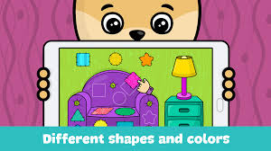 shapes and colors for babies android apps on google play
