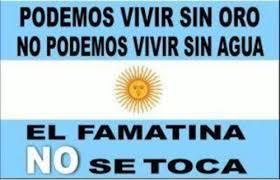 COMUNICADO NACIONAL DEL P.R.T. Ante la lucha del pueblo en Famatina