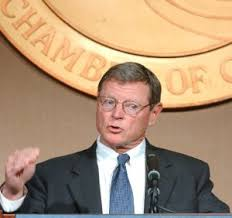 James Inhofe wants gays dead?
