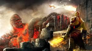 Gods Of War by The God Of War