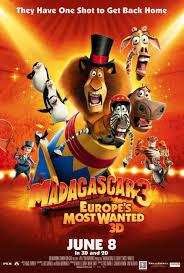 Madagascar 3: De marcha por Europa, Madagascar 3: Europe's Most Wanted, madagascar 3: de marcha por europa, madagascar 3: europe's most wanted