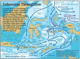 Thousand Islands Map Bird U0027s Head Seascape The Indonesian Throughflow Fifteen Thousand