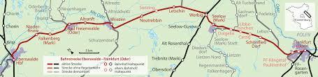 Eberswalde–Frankfurt (Oder) railway