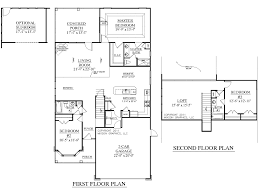 house plan 2219 dawson floor plan traditional 1 1 2 story house