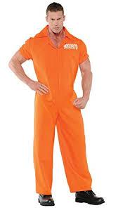 Mens Halloween Costumes Amazon Orange Prison Jumpsuit Men Costume Wrap Https Www Amazon