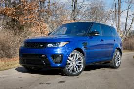 2016 land rover range rover sport overview cars com