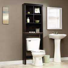 amazon com over the toilet cabinet with open shelves kitchen
