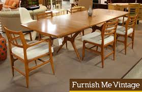 Download Mid Century Modern Dining Room Table Gencongresscom - Century dining room tables