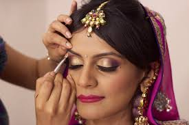 Indian Halloween Makeup Indian Bridal Makeup North Indian Youtube