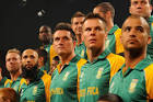 South africa 15 man squad for ICC Cricket World Cup 2015 photos.