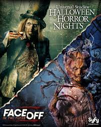 when is halloween horror nights over face off