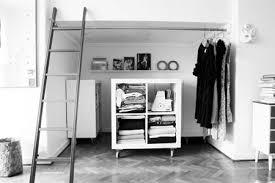 Custom Bookshelves Cost by Small Spaces Custom Closet Using Ikea Bookshelves Unclutterer