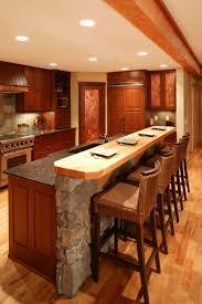 How To Level Kitchen Cabinets Best 25 Kitchen Island Bar Ideas On Pinterest Kitchen Island