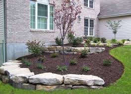 Best Small Retaining Wall Ideas On Pinterest Low Retaining - Landscape wall design