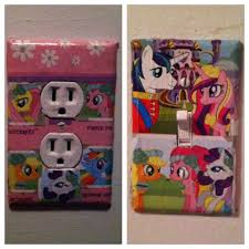 John Deere Kids Room Decor by My Little Pony Bedroom Decoration I Made For My Daughters My