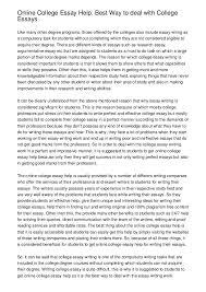 Best college essay help Altinmarkam com