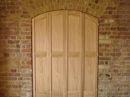 shutter room divider handcrafted solid wooden shutters tnesc london