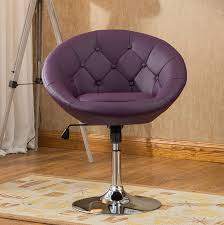 Modern Kitchen Chairs Leather Amazon Com Roundhill Furniture Noas Contemporary Round Tufted