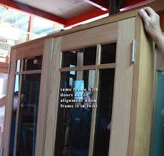hanging a door and fitting a frame faq the woodworkers company