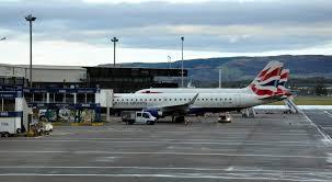 Flughafen Glasgow