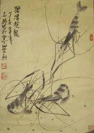 【原创诗词】题陈平《龙虾图》 - 德章 - hdzhangyj的博客