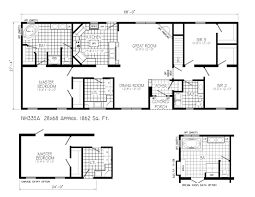 floor plans open plan homes house striking small ranch corglife