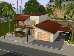 house with carport family homes up to 75 000 for sims 3 at my sim realty
