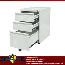 Desk With File Cabinet Ikea by Under Desk File Cabinet Dimensions Under Desk Filing Cabinet
