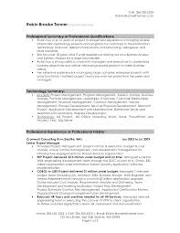 Resume Examples  Resume Summaries Samples  resume sample with