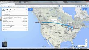 Maps Google Com Las Vegas by How To Plan Your Trip With Google Maps Directions Youtube