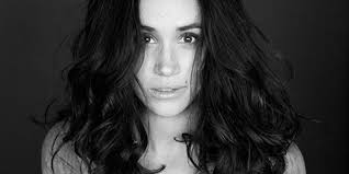 Meghan Markle On Her Biracial Identity   Actress Meghan Markle Discusses Being Half Black Half White Elle UK