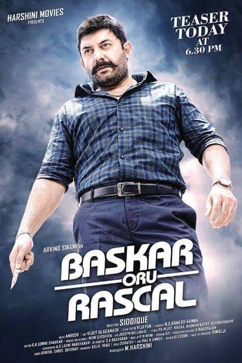 Bhaskar Oru Rascal 2018 Tamil Movie Download HD 480p 450MB And 720p 1.4GB