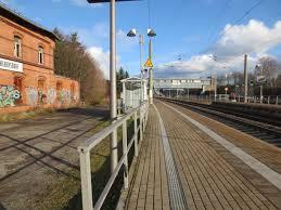 Chemnitz-Hilbersdorf station