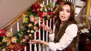Decorative Garlands Home by How To Decorate For Christmas With Garland Tip From Lisa