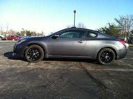 nissan altima coupe black recently finished work open to criticism nissan forums nissan