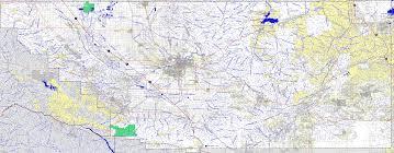 Big Map Of The United States by Bridgehunter Com Kern County California