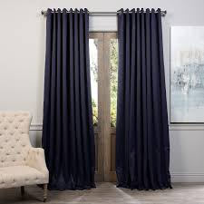 Blackout Curtain Panels Best Home Fashion Wide Width Grommet Top Thermal Blackout Curtain